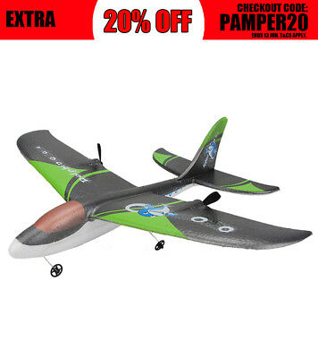EPP Mini RC Plane 2CH Park flyer Remote Control Airplane