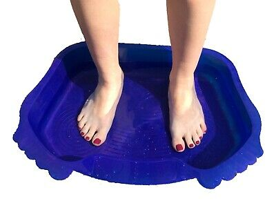 Spa Foot Bath Hot Tub 'KEEP THE GRIT OUT' Spa Tubs Paddling Swimming Pool