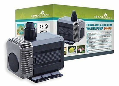 All Pond Solutions Submersible Aquarium Water Pumps NEW