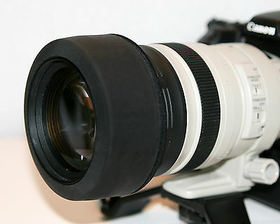 DeluxGear XX-Large Lens Bumper->Protect your lens while shooting!