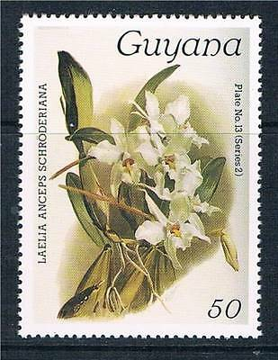 Guyana 1986 Orchids 15th issue SG 1907 MNH