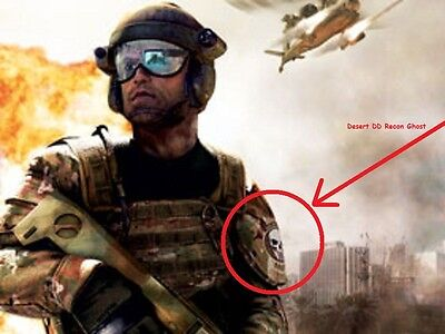 JSOC RANGERS SEAL SP OPS JOINT TASK FORCE OPERATOR VeIcrọ PATCH: Ghost  Recon DCU