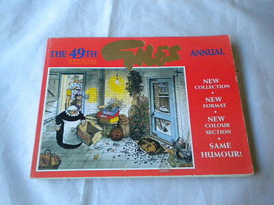 Giles 49th Series Annual Book 1995