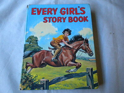 Every Girl's Story Book Annual Book 1965