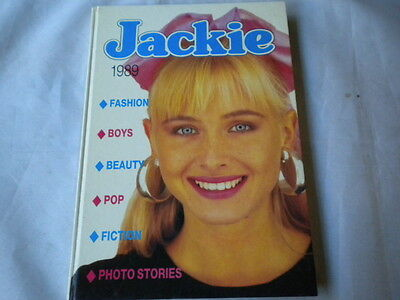 Jackie Book Annual Book 1989