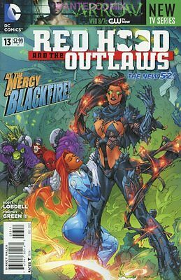 Red Hood & The Outlaws #13 Joker  Batman Death In Family New 1 Dc New 52 Comic
