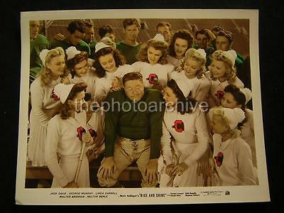 1941 Linda Darnell Jack Oakie Rise And Shine VINTAGE Movie PHOTO 402W