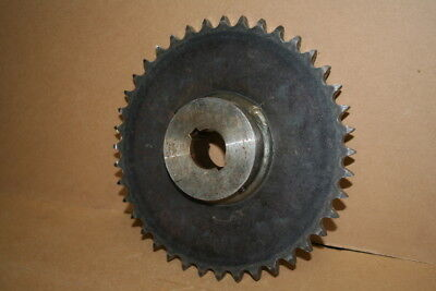 Sprocket 40 tooth #60 Chain 10 inch Unused