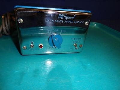 Millipore XE20 000 15 Solid State Power Module  Works    M34