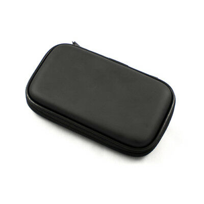 Black Hard Pouch Carrying Case Bag for 2.5-inch Portable External Hard Drive