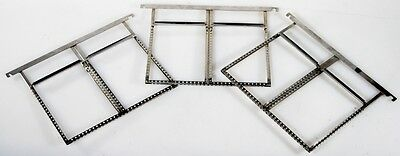 5X7 Film Hangers For 8X10 Developing Tank Set Of 3