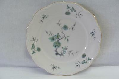 MITTERTEICH BAVARIA GERMANY GREEN MING SALAD PLATE 7-3/4""