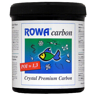 D-D ROWA CARBON 250g 500ml + FILTER MEDIA BAG ROWACARBON FISH TANK AQUARIUM