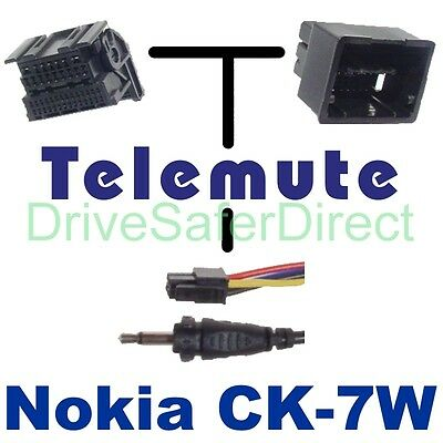 T78405 Telemute for Nokia CK-7W: Vauxhall/Opel Insignia