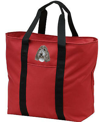 PETIT BASSET GRIFFON VENDEEN tote bag ANY COLOR