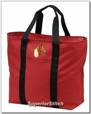 TENNESSEE WALKER horse embroidered tote bag ANY COLOR
