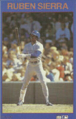 1989 Jose Canseco Oakland A/'s  MLB Starline vintage wall poster PBX2283