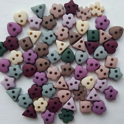 TINY SEWING Craft Buttons Dolls Clothes Small DIY Hobby Reels CLEARANCE SALE