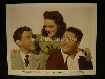 40s Linda Darnell Jack Oakie Rise And Shine VINTAGE Movie PHOTO 755A