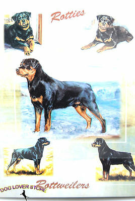 Rottweiler Gift Wrapping Paper