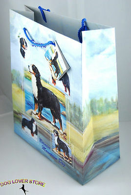 Bernese Mountain Dog Dog Gift Bag