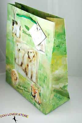 Soft Coated Wheaten Dog Gift Present Bag