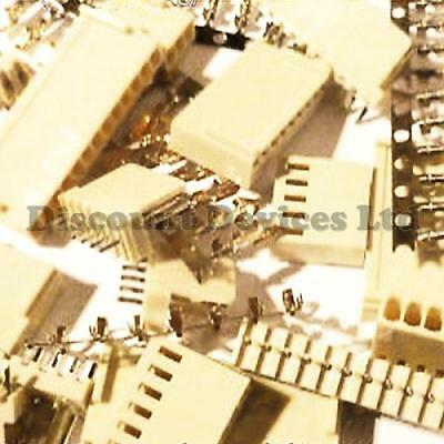2.54mm Molex Male Female PCB Connector Header Terminal Housing Crimp Connector