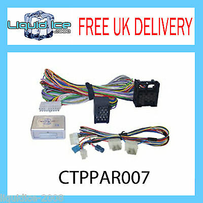 BMW 5 SERIES E39 1995 to 2004 PARROT INTERFACE KIT BLUETOOTH HANDSFREE CAR