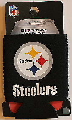 NEW Pittsburgh Steelers Licensed Can Koozie NFL Football League Cooler  Coolie 6565022f6