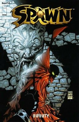 SPAWN # 52 Prestige deutsch INFINITY (US 103+104)