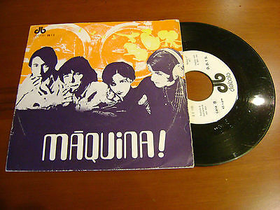 "Maquina! Spanish 7"" Lands Of Perfection"