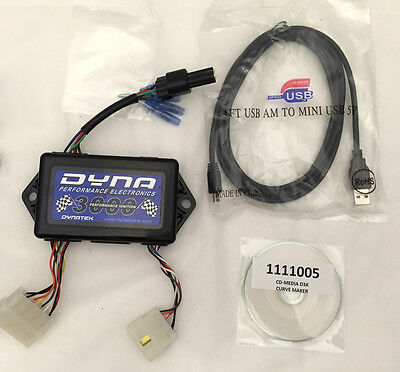 Dynatek Dyna 3000 CDI ECU Ignition Yamaha V Max Vmax 1990-2007 D3K7-6