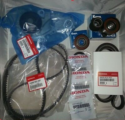 Genuine/OEM Honda/Acura Timing Belt Water Pump Kit Factory Service Parts #02