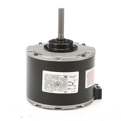 Carrier Electric Motor (321P313, 321P566) 1/4hp 1075 RPM TENV 230V # OCT1026S