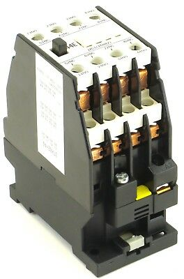 New Fits Siemens 3Th82-44-0A Replacement Control Relay 4No,4Nc 120V Coil