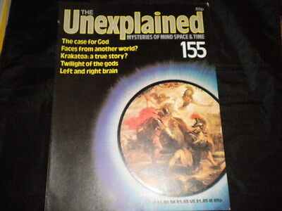 The Unexplained Orbis Issue 155 - The Case for God - Faces from Another World?