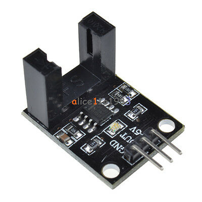 LM393 H2010 Photoelectric Opposite-type Count Infrared Sensor for Arduino