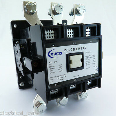 YuCo YC-CN-EH145-3 FITS ABB EH145 220/240V AC COIL REPLACEMENT CONTACTOR 2NO 2NC