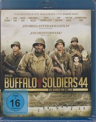 Buffalo Soldiers 44 BLURAY