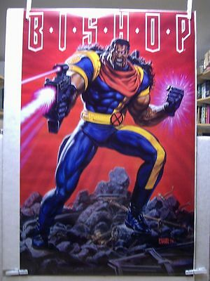 Bob Larkin: Bishop Poster (USA)