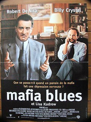Affiche - Mafia Blues Robert De Niro Billy Cristal Harold Ramis