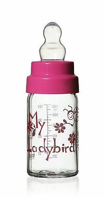 Simax Czech Borosilicate Glass 4oz Baby Bottles