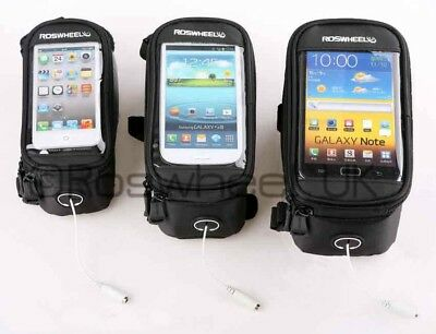 Roswheel Bicycle Mobile Phone Holder Cycle Bike Iphone 7 S Frame Pouch Bag Case