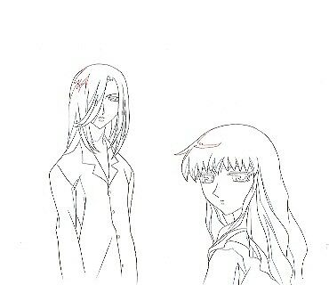 Anime Douga not Cel Fruits Basket  #22