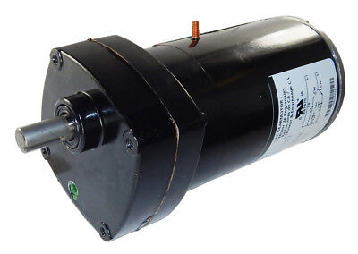 Dayton Model 6Z082 Gear Motor 33 RPM 1/20 hp 115V 60HZ.