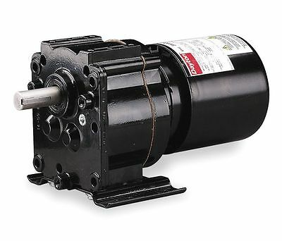 Dayton Model 3M328 Gear Motor TEFC, 14 RPM 1/20 hp 115 Volts 60HZ.