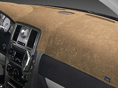 Ford Superduty King Ranch 2003-2004 Brushed Suede Dash Board Cover Mat Oak