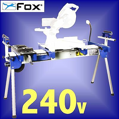 FOX F50-177-240 Universal Workstation mitre saw table bench stand 3Yr Warranty