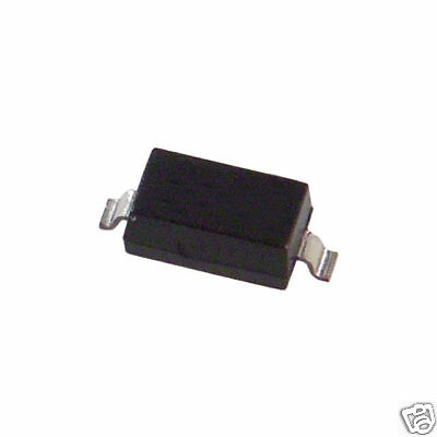 On Semiconductor 0.5A/40V Schottky SOD-123, MBR0540T1G, RoHS. 10pcs