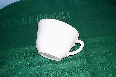 AMERICAN SWEETHEART MONAX DEPRESSION GLASS CUP L@@K